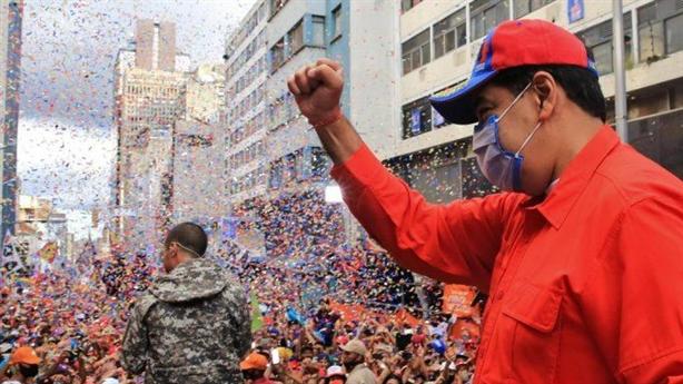 Ông Maduro lại thắng bầu cử, Phương Tây... không ngỡ ngàng
