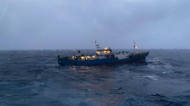Lữ đoàn tàu ngầm cứu hộ thành công tàu Nga