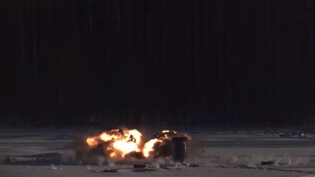 Nga xác nhận dùng UAV cảm tử tấn công phiến quân