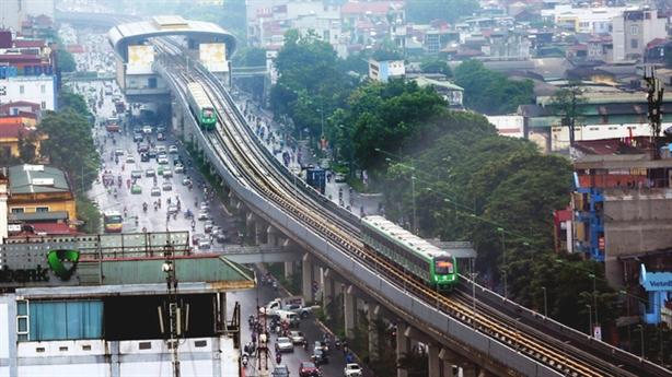 Gia hạn thời gian hoàn thành tuyến Cát Linh-Hà Đông