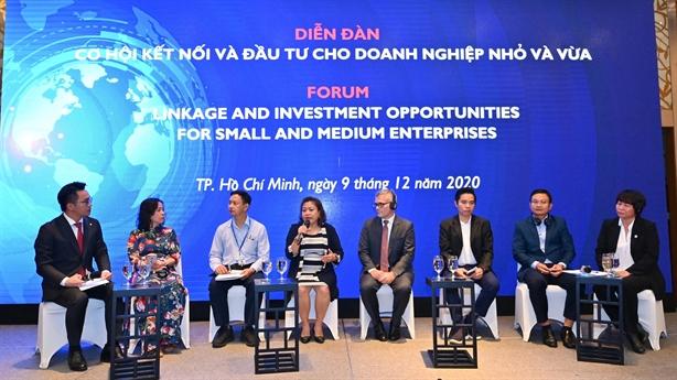 Cơ hội kết nối và đầu tư cho SME Việt Nam