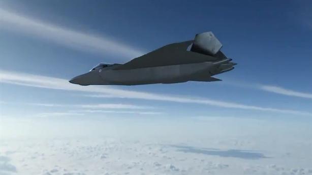 Vì sao Anh công bố tiêm kích mạnh hơn F-35?