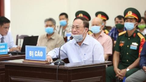 Xử phúc thẩm cựu Đô đốc Nguyễn Văn Hiến và Út trọc