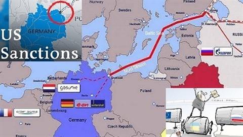 Nord Stream 2: Đức không bao giờ tự bắn vào chân mình