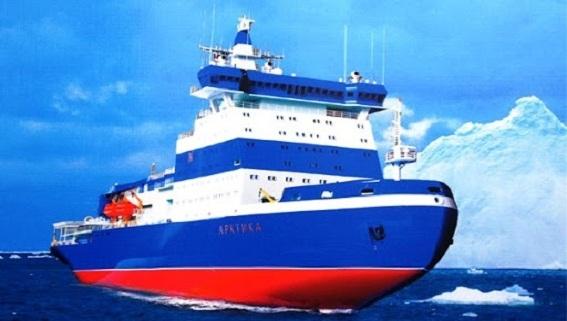 NI so sánh tàu phá băng Nga-Mỹ: Quá khập khiễng…