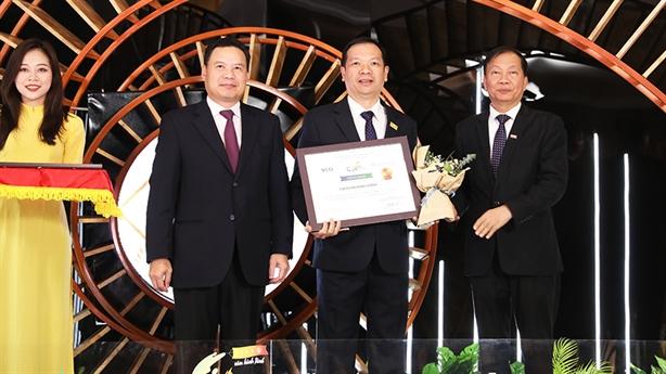 Hưng Thịnh lọt Top 10 doanh nghiệp bền vững Việt Nam 2020