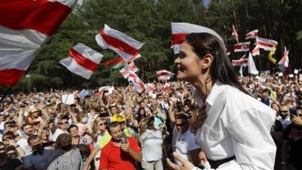 Belarus: Phe đối lập nhận quả đắng của Mỹ-phương Tây