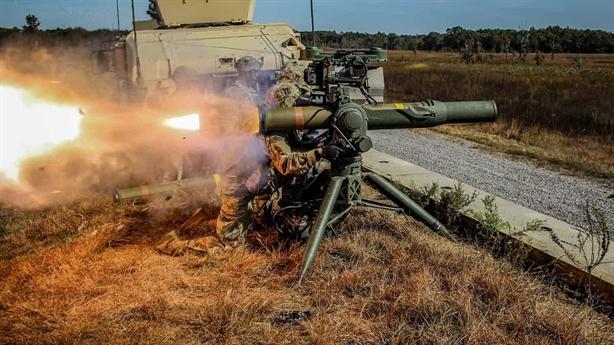Lực lượng thân Mỹ bị TOW tấn công