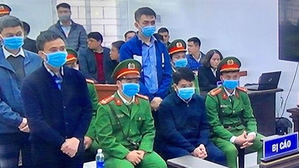 Ông Nguyễn Đức Chung xin giảm nhẹ tội cho thuộc cấp
