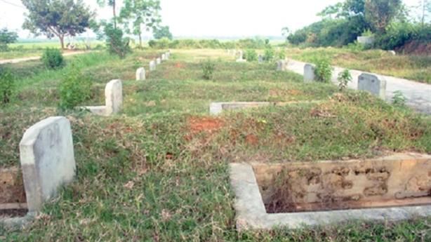 Cụ ông tử vong khi về quê xây mộ cho mình