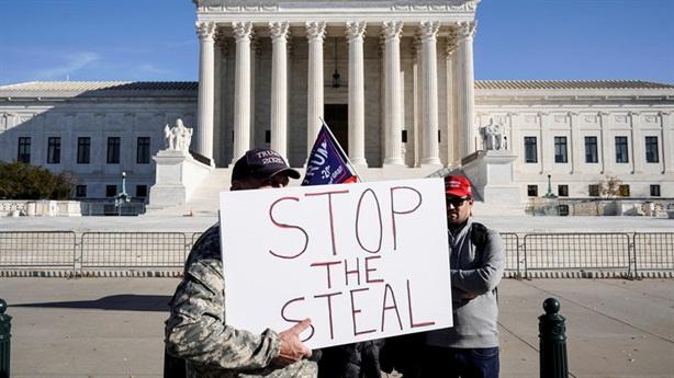 Tòa án tối cao Mỹ bác đơn kiện của bang Texas