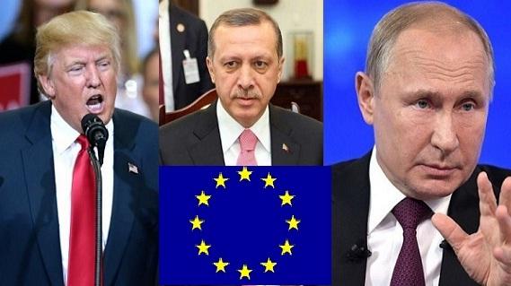 Nước NATO đầu tiên và duy nhất bị cả Nga-Mỹ-EU trừng phạt