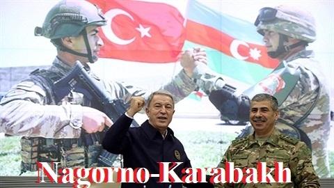 Lính đánh thuê Syria đến Nagorno-Karabakh: Chiêu bài 'Gìn giữ Hòa bình'...