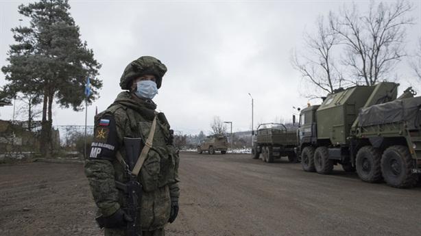Vi phạm ngừng bắn đầu tiên, Nagorno-Karabakh gọi tên Nga