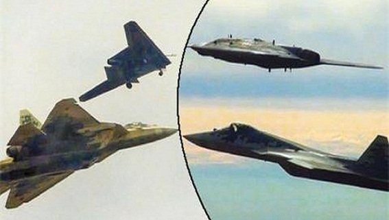 Mỹ thừa nhận 5 ưu điểm nổi bật của Su-57 Nga