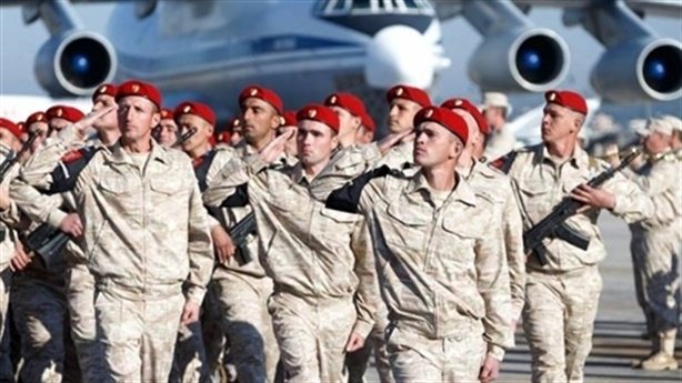 Israel phản ứng gì khi quân Nga quân tới cao nguyên Golan?