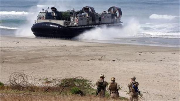 Mỹ lộ trang bị của tàu đổ bộ nhỏ đối phó Nga