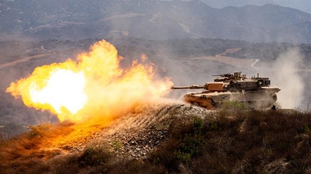 Mỹ thử tăng hạng nhẹ mang hỏa lực của M1A1