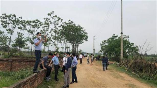 Giá đất ngoại thành tăng đột biến: Người dân bất ngờ