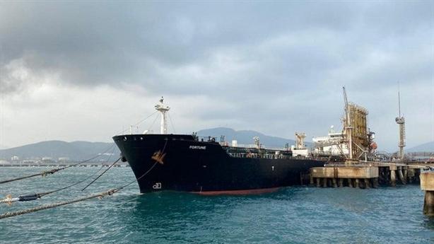 Iran đưa tàu đến Venezuela giúp xuất khẩu dầu