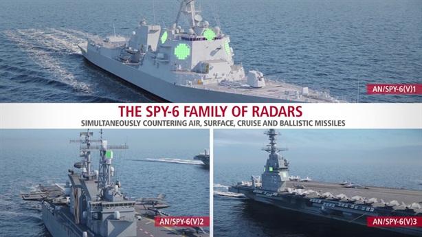 Chiến hạm Mỹ mang radar mới có làm thay đổi cuộc chơi?