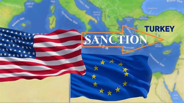 Mỹ-EU trừng phạt Thổ Nhĩ Kỳ và những tác động của nó