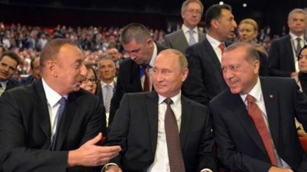 Nagorno-Karabakh: Càng tham vọng, Erdogan càng giúp cờ Putin thêm hoàn hảo