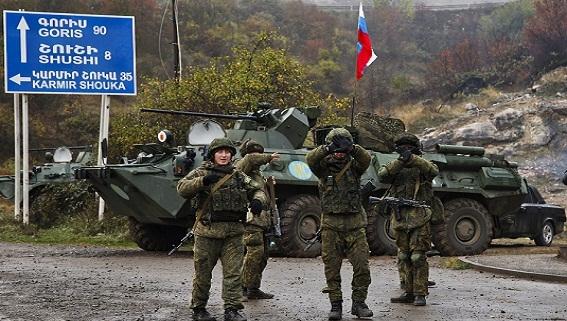 Xung đột Nagorno-Karabakh: Lực lượng Nga ở tình trạng mắc kẹt