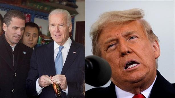 Điều tra Hunter Biden: Đòn cuối của ông Trump?