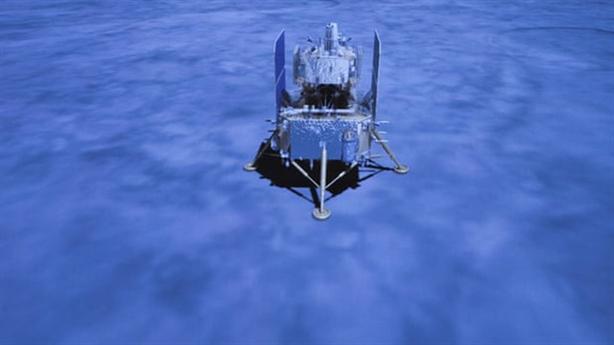 Lấy đá Mặt Trăng, TQ thực hiện giấc mơ không gian