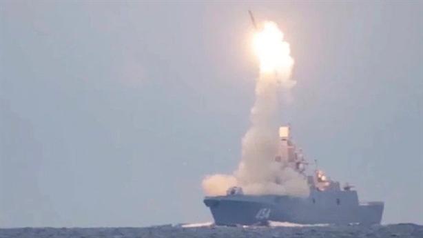 Tàu ngầm hạt nhân chỉ thị mục tiêu cho Zircon trên hạm