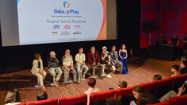 Galaxy Play công bố loạt dự án phim bộ độc quyền 2021