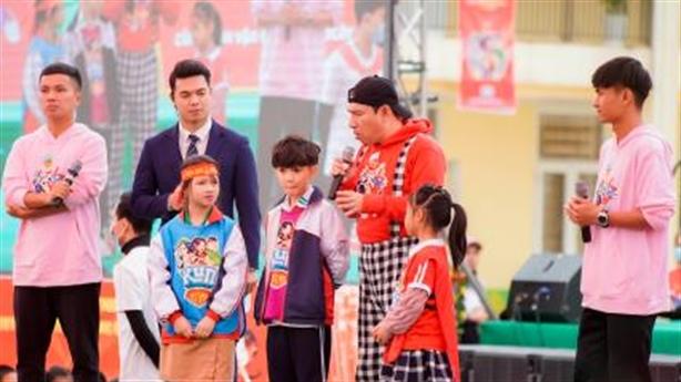 Kun Dance Festival - Nơi tiếp lửa đam mê của trẻ nhỏ
