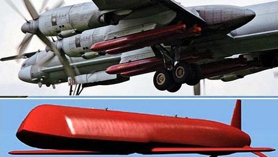 Mỹ vẫn phải sợ 'Gấu già' mang tên lửa Kh-101