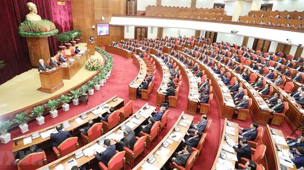 Nhất trí nhân sự tham gia Bộ Chính trị, Ban Bí thư