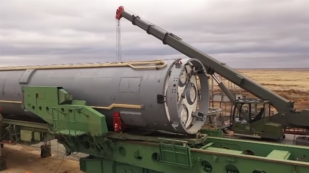 Tổng thống Putin: Avangard bay Mach 27 và tác động toàn cầu