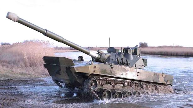 Nga thử nghiệm thành công xe tăng hạng nhẹ lội nước mới