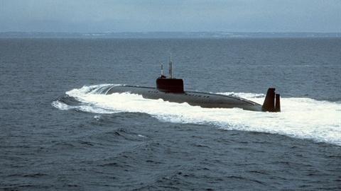 Kỷ lục 50 năm chưa thể phá của tàu ngầm Liên Xô
