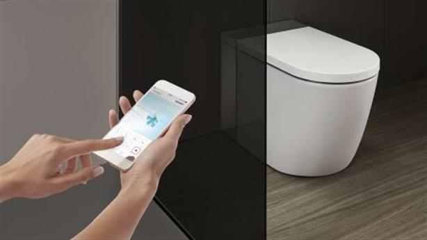 Duravit ra mắt bồn vệ sinh xịt SensoWash® i tại Việt Nam
