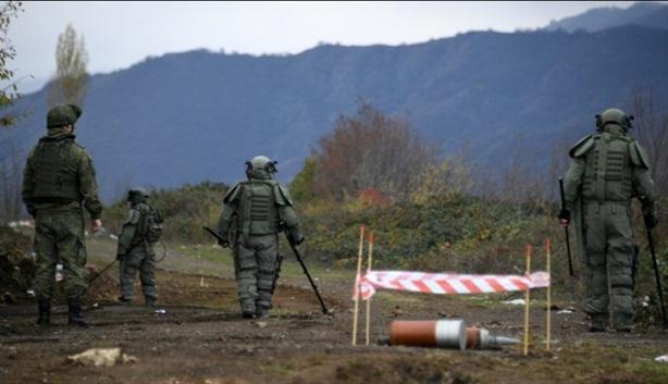 Một lính Nga thiệt mạng tại Nagorno-Karabakh với quân phục OVR-2