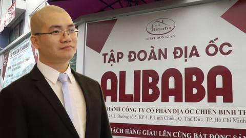 Thu giữ, phong tỏa gần 1.554 tỷ đồng từ địa ốc Alibaba