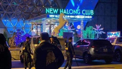 Dân chơi dùng ma túy tại vũ trường lớn nhất Quảng Ninh