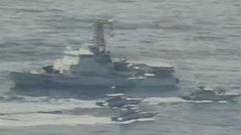 Triển khai 'mắt thần' khóa chặt tàu NATO ở Biển Đen