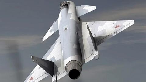 Lộ diện tiêm kích hạng nhẹ thế hệ mới của Nga