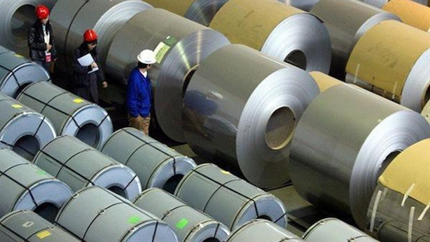 Trung Quốc đẩy mạnh mua thép Việt Nam