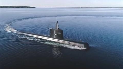 Báo Mỹ nói về tàu ngầm Đài Loan
