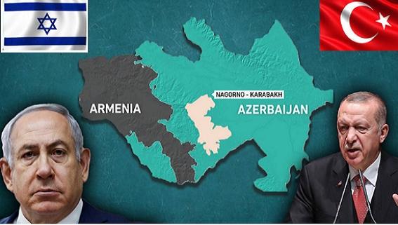 Xung đột Nagorno-Karabakh và chiến lược Caucasus của Israel