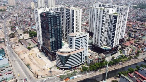 Thanh tra 'sờ gáy' loạt công trình sai phép ở Hà Nội