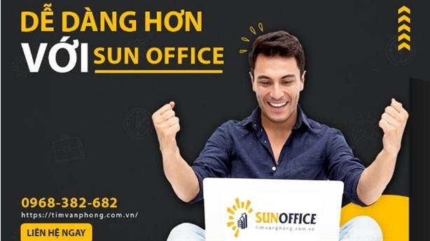 SunOffice đồng hành cùng sự phát triển của doanh nghiệp