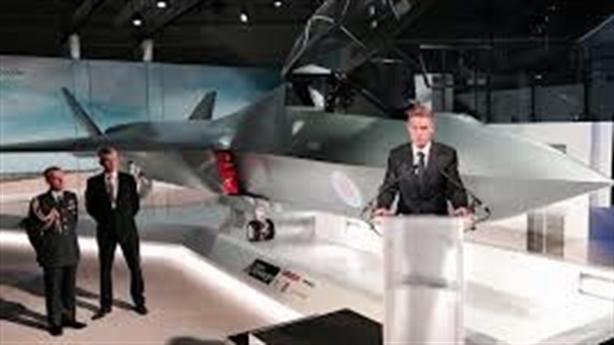 Báo Mỹ khen mô hình máy bay thế hệ 6 của Anh